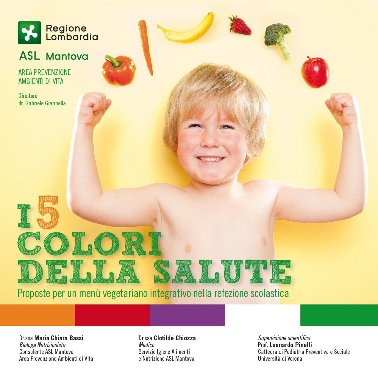 ASL MANTOVA | I 5 COLORI DELLA SALUTE