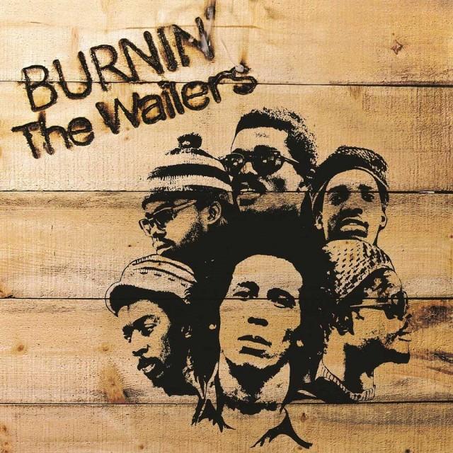Burnin' (The Wailers)