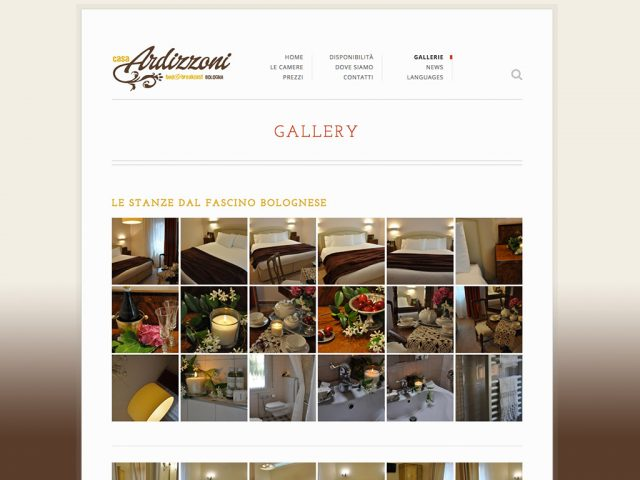 Casa Ardizzoni | B&B Bologna | Website
