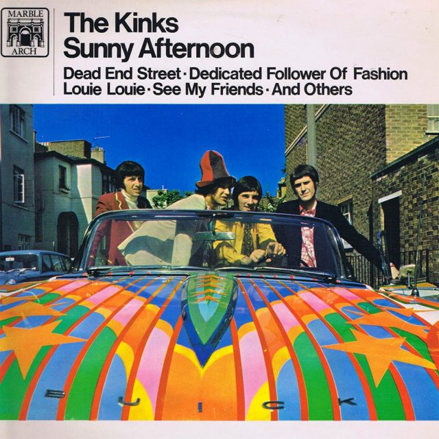 SUNNY AFTERNOON (collection) - THE KINKS