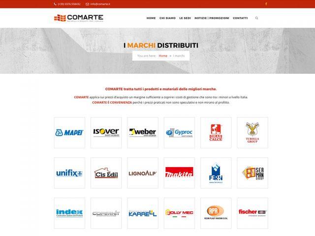 COMARTE | Un nuovo sito MADEINPEGO
